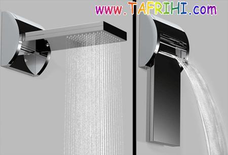 تصاویری از دوش های حمام جدید و بسیار زیبا Tafrihi.Com