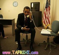 سوتی اوباما!(عکس)